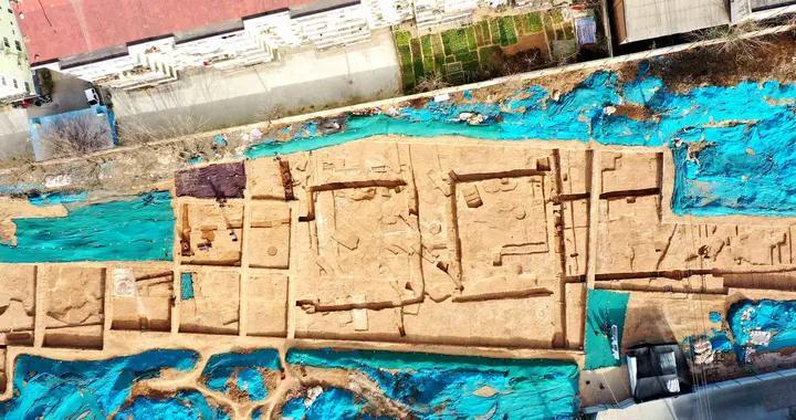 河南洛阳玄武门遗址全貌初现 发现唐宋两代遗迹叠压及北宋时期牡丹种植迹象
