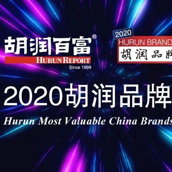顺丰、中通、韵达、圆通、京东物流等入围2020胡润品牌榜