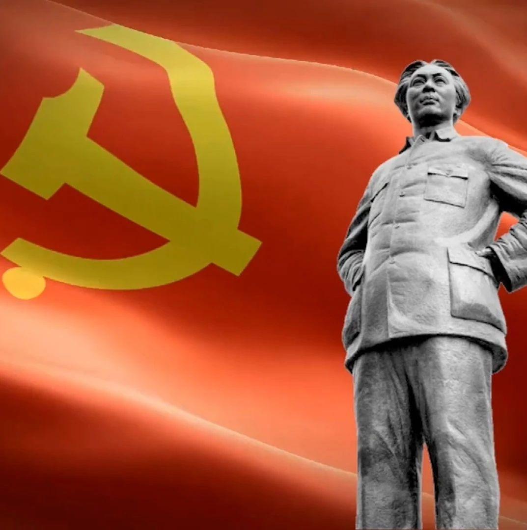 东方红,太阳升……吴碧霞学生查森娜《再唱红杜鹃》,为建党百年而歌!| 民歌中国·联星计划