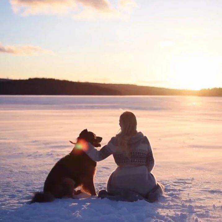 瑞典小姐姐分享北极圈的生活,这样的日子也是非常美好啊