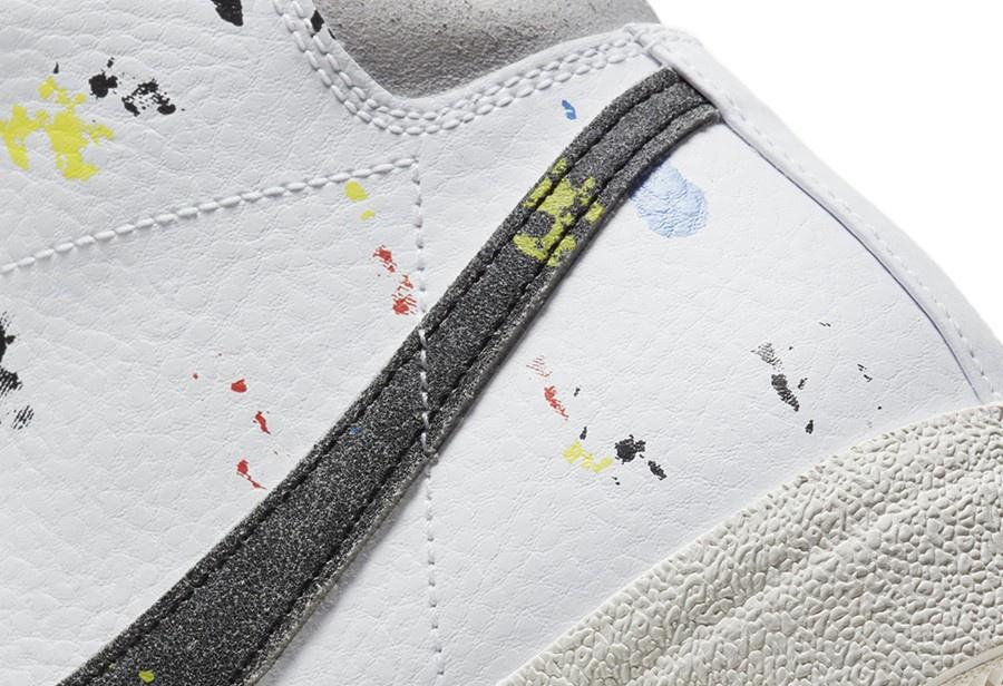 Nike Blazer Mid 77 全新配色官图释出!