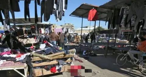 伊拉克连环爆炸案细节:袭击者装病吸引民众注意 随后自爆