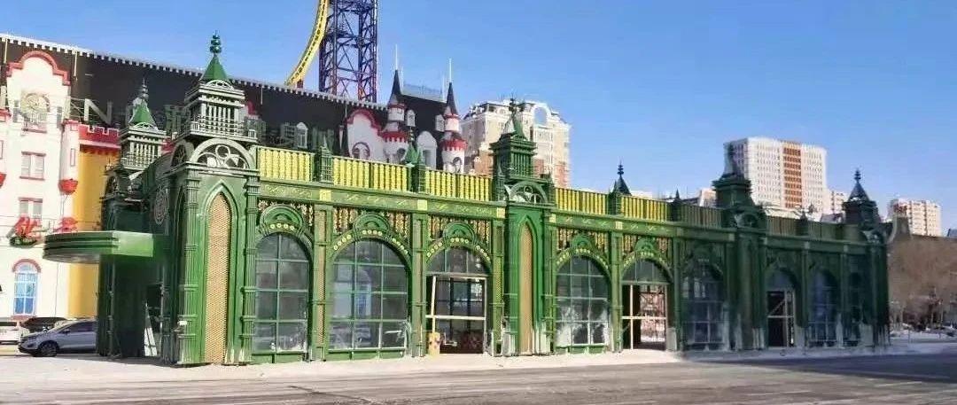 哈尔滨新区智轨1号线一期工程完工