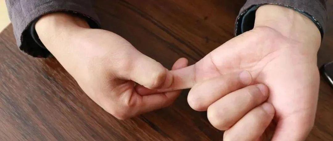 神奇了!按摩小指好比28味药,每天50下,记得坚持练哦!