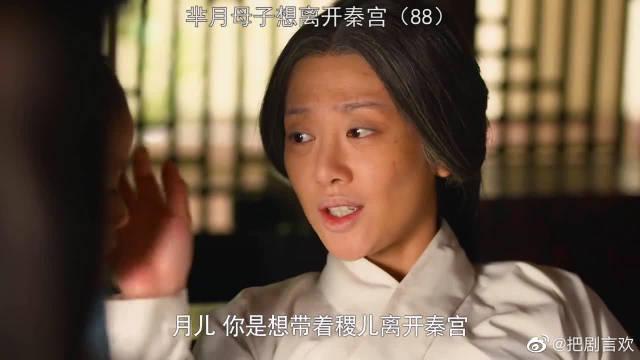 孙俪×刘涛 大王把稷儿留在宫里,芈月是想远离是非之地都不成了
