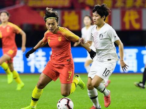 中国女足VS韩国:对手1致命短板曝光,进军奥运基本稳了