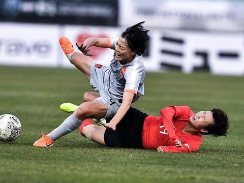 中国女足奥预赛内幕遭曝光:对手再耍1阴招,却打了自己脸