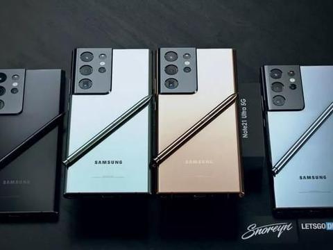 三星在制造Galaxy Note 21吗?外观比S21有质感,网友:价格更高