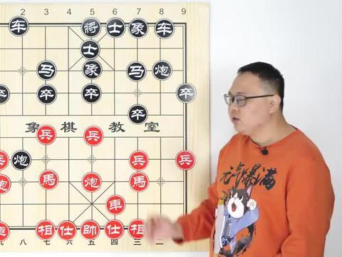 2020半决赛:赵鑫鑫布局强弃空头,孟辰输完后挠头,咋搞的?