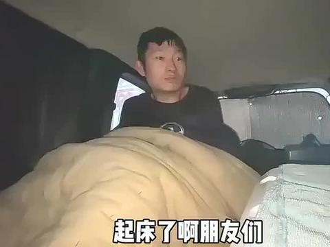 小伙一人自驾西藏,路遇藏族美女搭车,无奈车只能副驾驶坐一个人