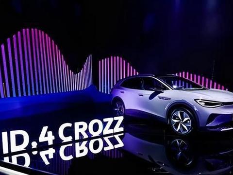 大众ID.4 CROZZ补贴后售19.99万元起 能PK特斯拉吗?