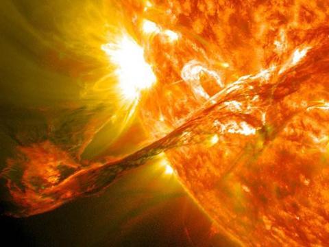 宇宙中最大天体有多可怕?能大到什么程度?装下1.3亿亿个地球
