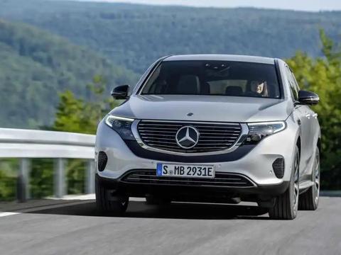 奔驰发布第二款电动SUV,未来将国产,选特斯拉还是选它?