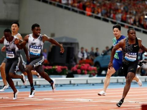 23岁美国短跑世锦赛冠军迎首秀 60米能力弱于苏炳添