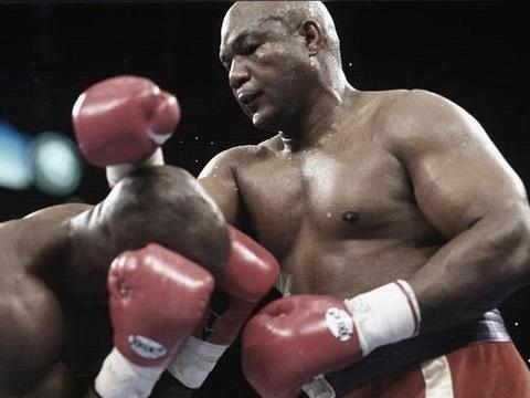老拳王福尔曼扬言:像泰森这样的拳手,对我构不成威胁!