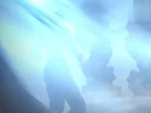 苍天之拳:男人快如闪电,一拳下去,打的拳志郎口吐鲜血