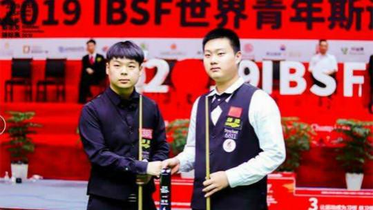 颜丙涛豪夺220万,2-0横扫世锦赛冠军终结者,菜鸟夺第2胜