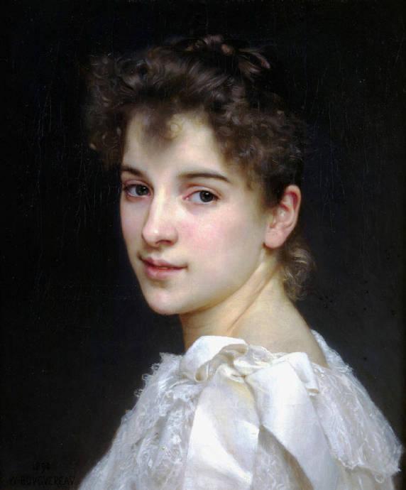 法国新古典主义油画作品欣赏,太美了