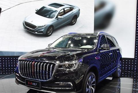 国产模范SUV,搭载3.0T发动机,走亲民路线,比奥迪还Q7快