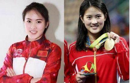 跳水女神得奥运五金,跷二郎腿接见领导被怒批,她的回应太霸气!
