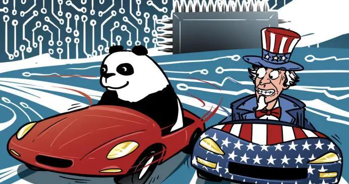 李巍:美国可能重组芯片等关键供应链,中国芯片等行业应保持警惕