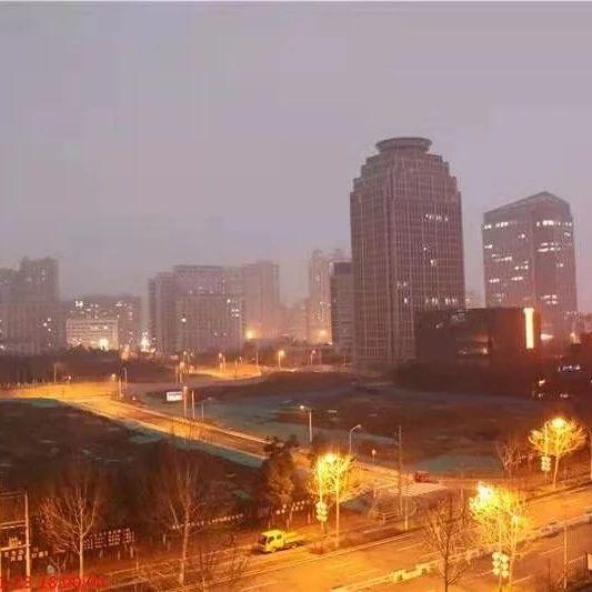 重污染天气省级橙色预警范围调整