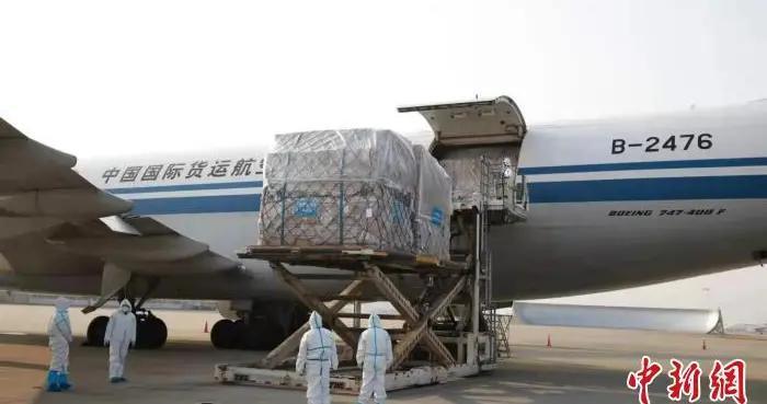 江西首家本土国际货运航空公司首航 飞往比利时