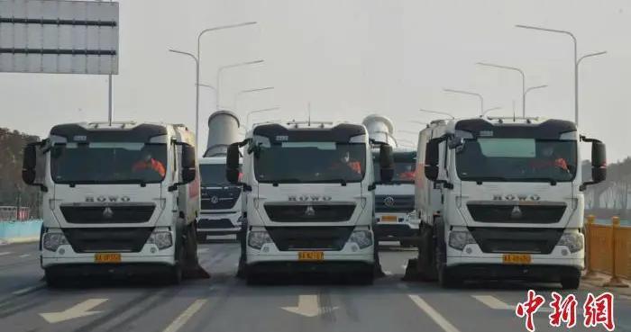 探访石家庄工业聚集区:全面消杀 备战复工复产