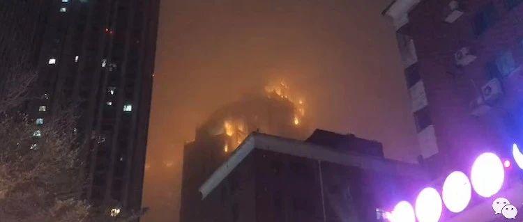 刚刚,泉州浦西万达广场起火?官方消息来了!