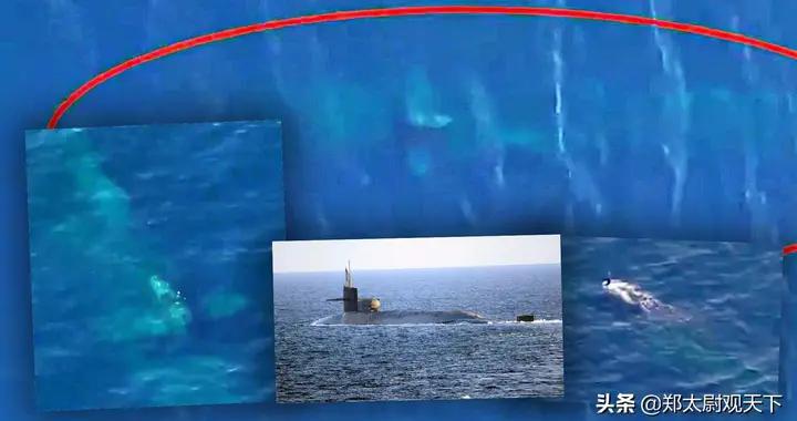 100枚导弹随时攻击伊朗:美国派水下大杀器威胁对手,弱者憋气