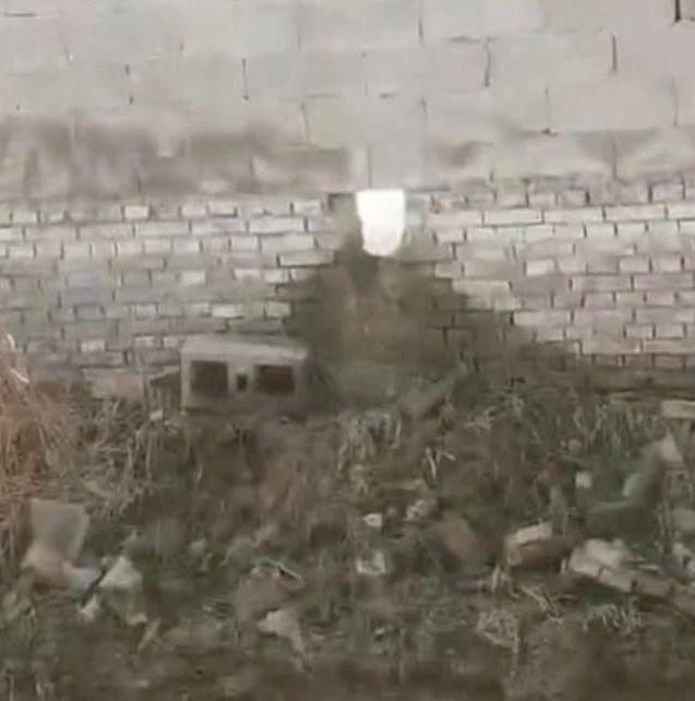 """濮阳一""""无牌""""商砼混泥土搅拌站污水横流被曝光!附现场视频"""