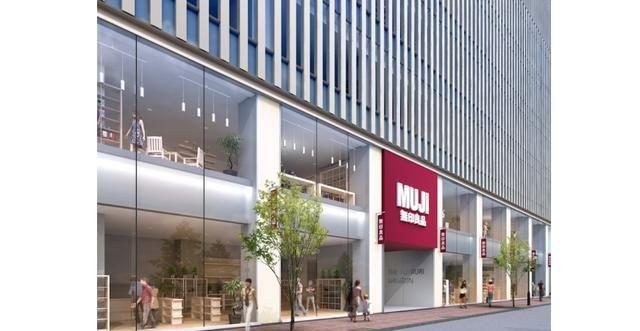 东京旅行新坐标:旗舰店商场+饭店的复合设施「无印良品 银座」