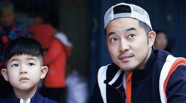 沙溢儿子像宋仲基,陈凯歌儿子像吴亦凡,看到她:蔡徐坤亲弟弟?