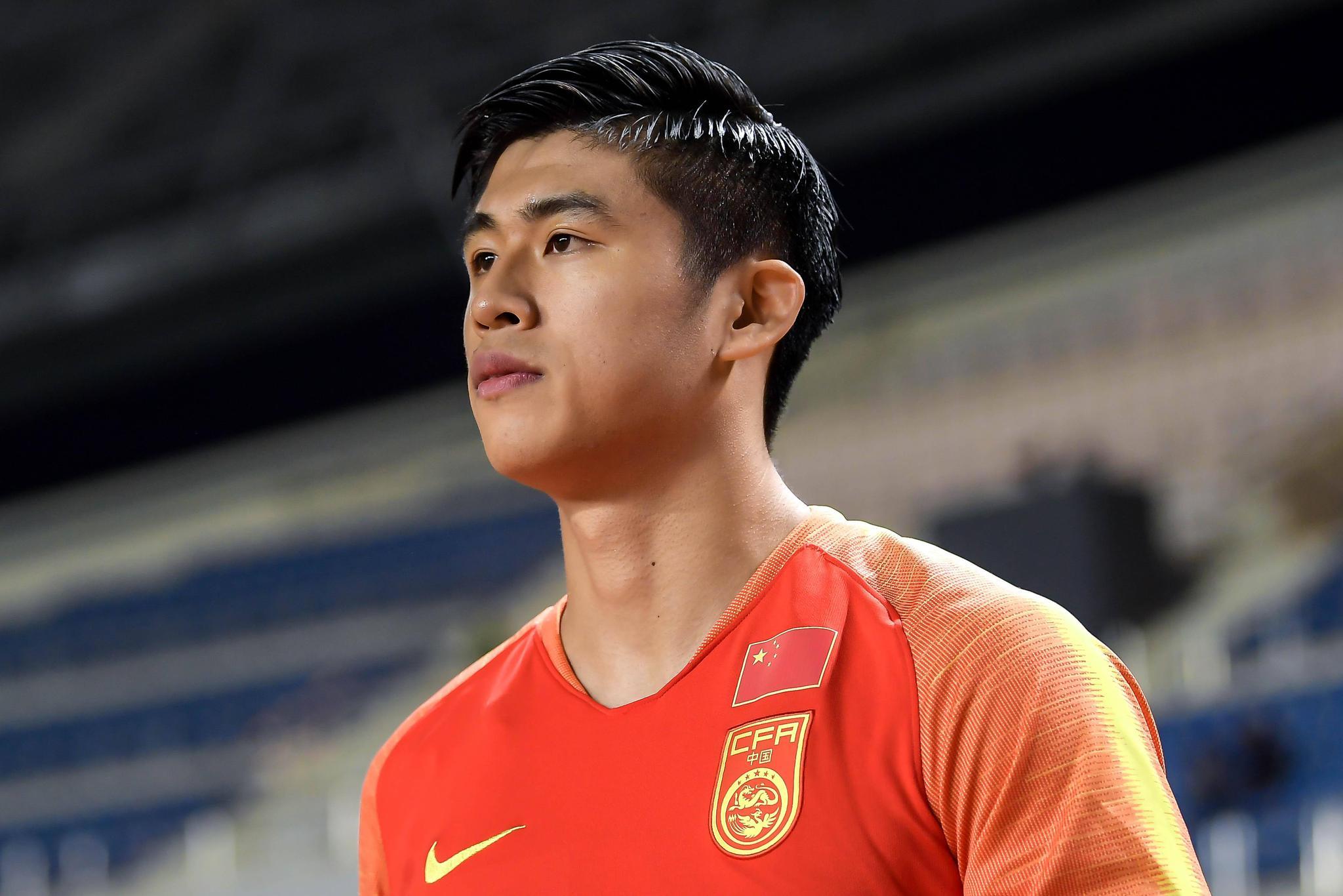24岁张玉宁先后师从高洪波、里皮、李铁!人生第2次冲击世界杯