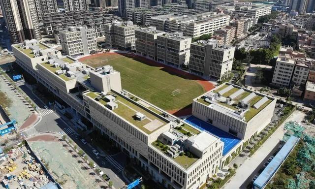 禅城3所新学校建成!