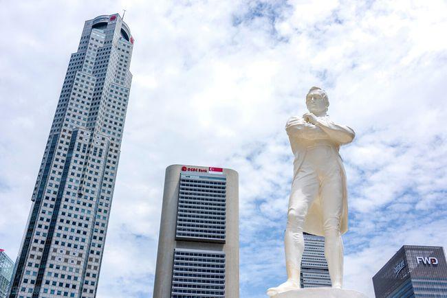 是什么原因让新加坡用时30多年,便从一穷二白跃升到发达国家