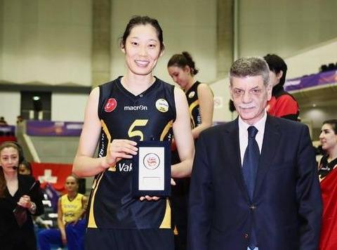 中国女排朱婷未来去向已定,将在东京奥运会后重回老东家