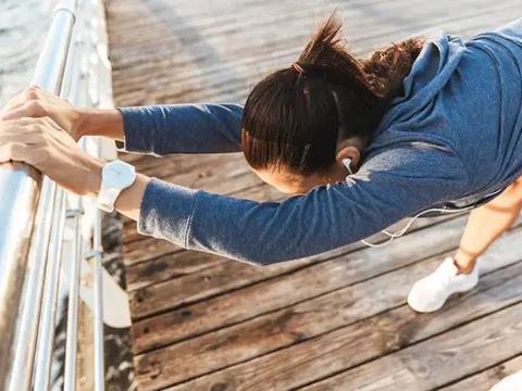 跑步后快速消除疲劳的6个方法,有没有你常用的?