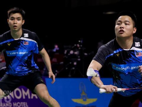 中国台北组合豪夺10连胜,连续2周夺得男双冠军