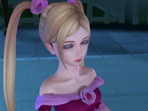 精灵梦叶罗丽:水王子带王默回家啦,带她去水王宫,真是太美了