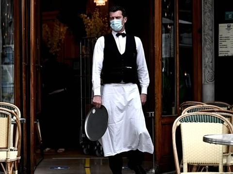 """法国疫情中""""地下餐厅""""盛行 违规经营引发当局注意"""