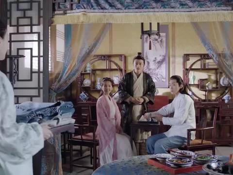 锦衣之下:自从杨岳和上官曦逃过一劫,上官曦的态度不一样,好甜