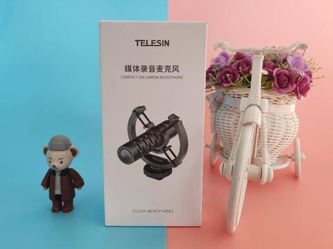 视频创作者必备神器,直播收音的首选工具,泰迅媒体录音麦克风