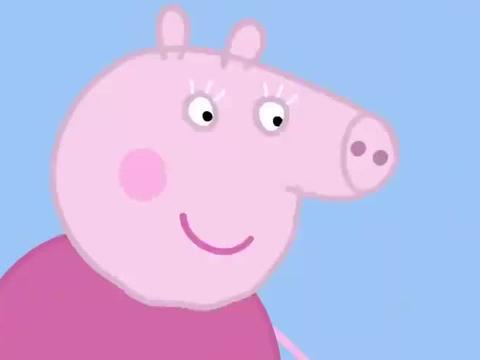 动漫:猪弟弟不喜欢吃蔬菜,猪阿公做成怪物的形状,猪弟弟很喜欢