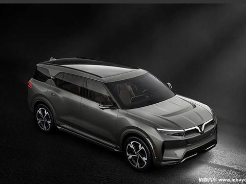 越南品牌VinFast将推三款电动SUV 有望2022年在欧美市场上市