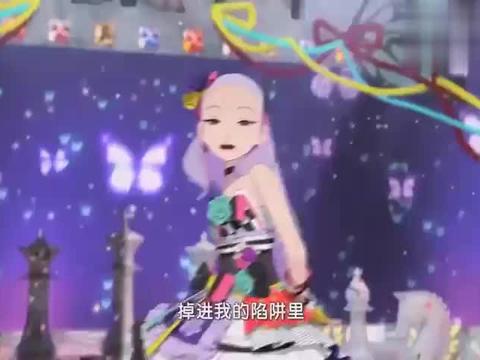 菲梦少女:雪艳的将军唱跳真是完美