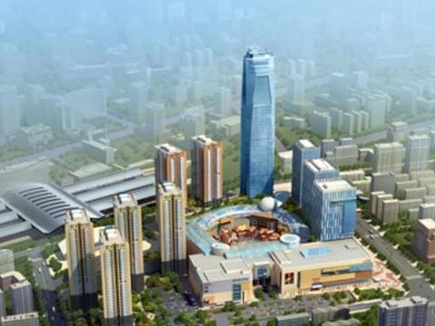"""沈阳悲催的世界级商场,耗资3万亿韩元成""""东北王牌"""",今却倒闭"""