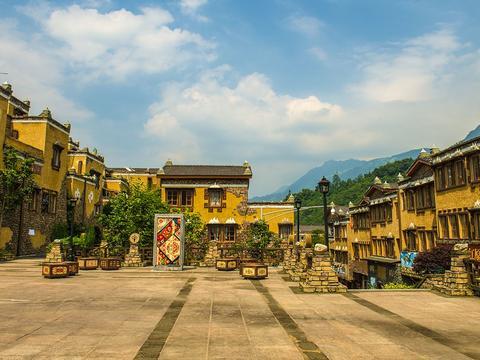 四川环境优美的古镇,5A景区免费游玩,知道的人并不多