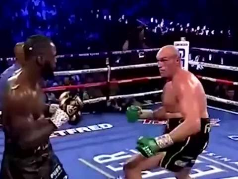 拳击经典之拳王争霸赛: 泰森富里TKO维尔德!