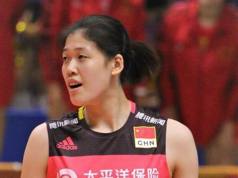 中国女排主力队员张常宁,什么指定李盈莹做自己的替补?